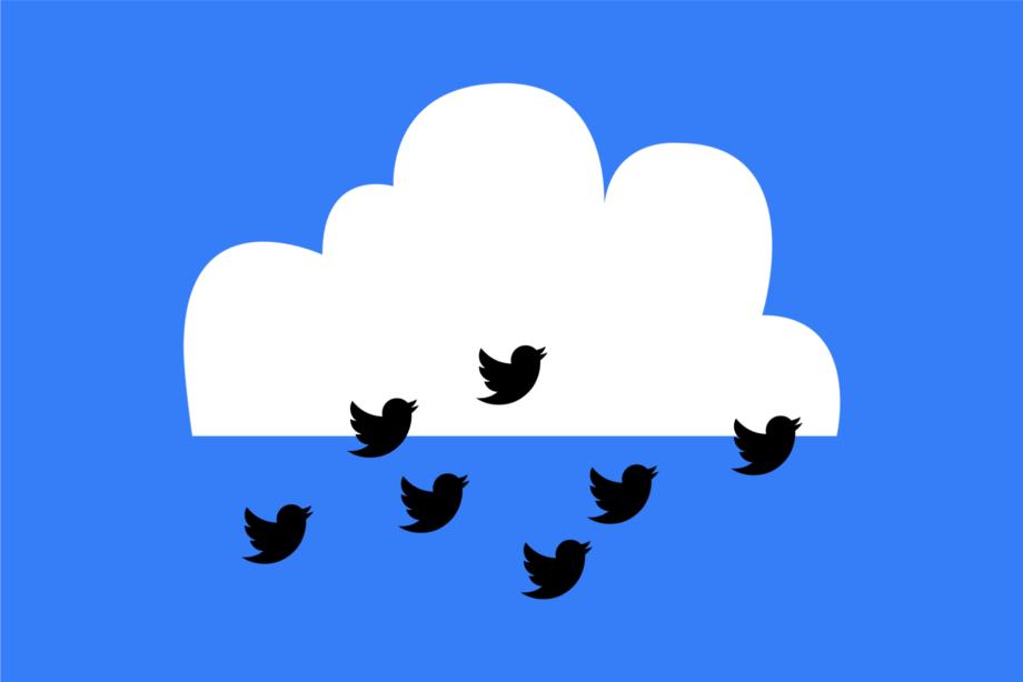 Vägg för sociala medier